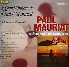 Paul Mauriat Il était Une Fois Nous Deux & L'oiseau et L'enfant - CDLK4547