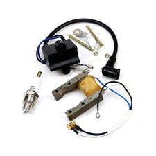 49cc to 80cc Engine Motorized Bicycle Ignition Coil Magneto Coil Spark Plug