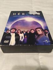 Héroes Temporada 1 y 2 Completas Dvd Universal