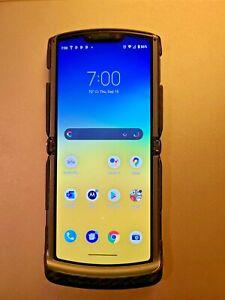 Motorola Razr 5G - 256GB - Polished Graphite (ATT-Mobile) (Single SIM)