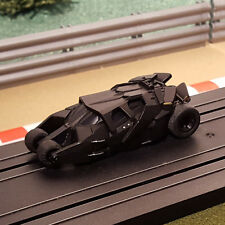 Micro Scalextric 1:64 Car -  Batmobile Tumbler Car Batman Begins
