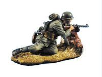 1:35 WWII World War II German-430 High Quality Resin Kit 1 Figures