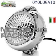 FARO ANTERIORE OMOLOGATO X MOTO CAFE RACER CUSTOM BOBBER CHOPPER UNIVERSAL M180