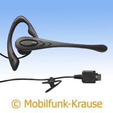 Headset Pilot In Ear Kopfhörer f. LG KF900 Prada
