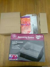 Stock GE Model 2-9815 Answering Machine System Time Stamp