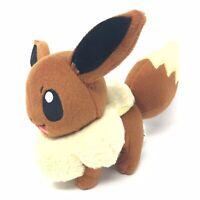 Pokemon Nintendo Tomy Official Eevee Plush Soft Toy