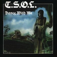 T.S.O.L. - Dance with Me [New CD] Rmst