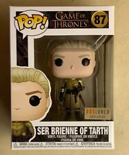 Funko POP Ser Brienne of Tarth Game of Thrones BoxLunch Exclusive #87