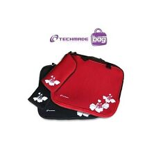 SAC POCHETTE 15 15,4 TECHMADE NETBOOK ORDINATEUR PORTABLE SAC TRANSPORT TABLETTE