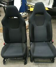 SUBARU IMPREZA PAIR BUCKET FRONT SEATS. (GE - GH) 2007 - 2011