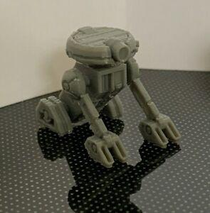 T3-M4 Droid Unit Miniature Mini Robot Custom Model T3 M4 (Star Wars Legion) 3D