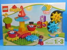 Lego Duplo 10845 My First Carousel 24 Pieces New