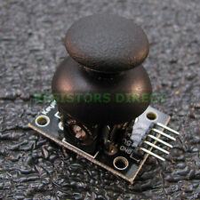 Joystick Dual Axis Sensor Module Controller Shield for Arduino AVR PIC Game U64