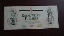 Britains Diecast Royal Welch Fusiliers Collectors Limited Edition Sets Boxed