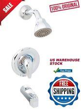 Moen Rainfall Bath Tub - Shower Faucet Showerhead Diverter and Tub Spout Best US