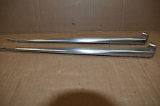 1965 1966 1967 CADILLAC DEVILLE FLEETWOOD WIPER ARMS PAIR ORIGINAL NICE SHAPE