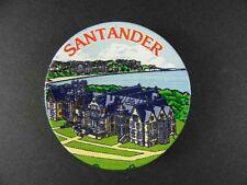 Santander Magnet Spanien Souvenir Spain,Kühlschrankmagnet aus Keramik