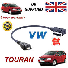 Genuine Vw Touran Mmi 5G0051763C Mp3 Phone Micro Usb Cable replacement