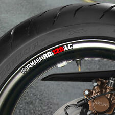 8 X RD 125 LC WHEEL RIM STICKERS DECAL  B