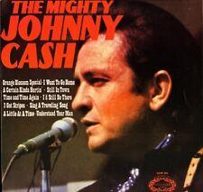 JOHNNY CASH the mighty SHM 804 uk hallmark LP PS EX/EX