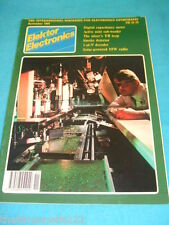 ELEKTOR - SOLAR POWERED MW RADIO - NOV 1990 # 183