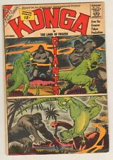 Konga in The Land of Frozen Giants #8 - 1962 VG+ WH