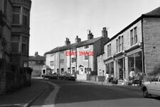PHOTO  1982 LANCASHIRE WALMSGATE BARNOLDSWICK ON THE RIGHT IS A SECOND-HAND SHOP