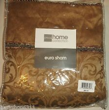 "EURO SHAM 26""X26"" JCPENNY HOME COLLECTION $80 NEW!"