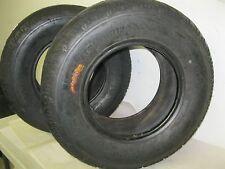 (2) New GBC 25X8-12 25-8-12 Afterburn Street Force DOT ATV Street Tires LOC 70