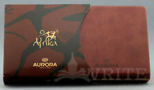 NEW!! MECHANICAL PENCIL AURORA LIMITED EDITION AFRIKA 2208/2500 COMPLETE BOX