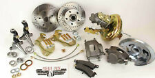 1964-1972 GM A, F, X Body Disc Brake Conversion Kit Camaro, Chevelle, Nova, GTO
