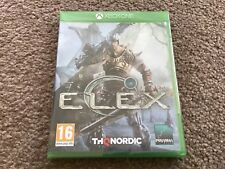 XBOX ONE ELEX GAME NEW SEALED MICROSOFT