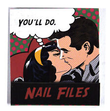 Pop Art Nail Files You'll Do