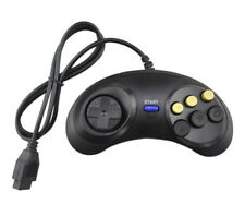 Sega Mega Drive - Genesis Master System 6 Button Controller Fighting Game Pad