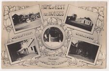Home Of Rest for Horses, Westcroft Farm Cricklewood London RP Postcard B725