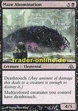 4x Maze Abomination (laberinto-abominación cruel) Dragon 's Maze Magic