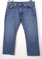 Levi's Strauss & Co Herren 559 Gerades Bein Jeans Größe W38 L30 BBZ544