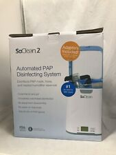 SoClean 2 - Automated PAP Disinfecting System - Adapters Included - SC1200