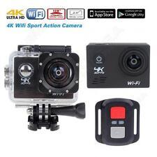 Full HD SJ8000 170 Degree 16MP WiFi Sports Action Camera + Remote Control Black