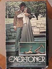 1975 Exer-toner Door Knob Exerciser Shape Shop Home Exercise Equipment Vintage