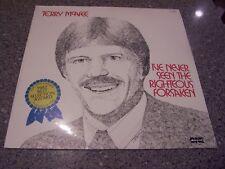 """Terry McAfee """"I've Never Seen the Righteous Forsaken"""" SEALED NM LP HAVILAND, KS"""