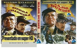 Major Dundee  with Extra cuts Super HD Quality almost 4K   from the 70 mm movie