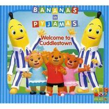 BANANAS IN PYJAMAS Welcome To Cuddlestown CD BRAND NEW