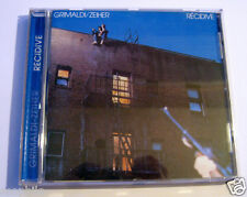 Bernard Grimaldi Bernard Zeiher - Recidive, Rare CD Release of this 1980 Album