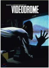 Videodrome / David Cronenberg (1983) - DVD new