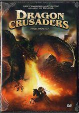 Dragon Crusaders (DVD, 2011) Brand New