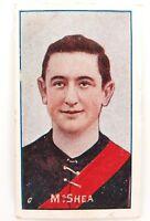 1908 SCARCE SNIDERS & ABRAHAMS VICTORIAN LEAGUE PLAYERS. M SHEA ESSENDON