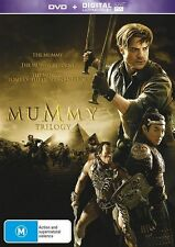The MUMMY Trilogy 1 2 3 : NEW DVD