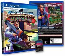 Shakedown Hawaii Sony Playstation Vita  Brand New