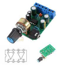 Portable DC 1.8-12V TDA2822M Amplifier 2.0 Channel Stereo Audio Amp Board Module